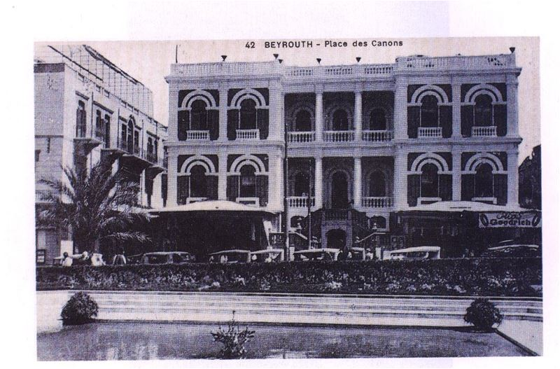 Martyrs Square 1930s