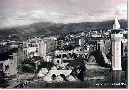 Beirut 1930s