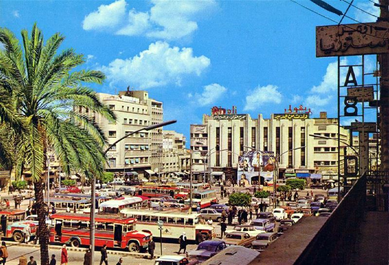 Martyrs Square  1966