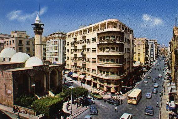 Emir Al Mansoor Mosque 1968