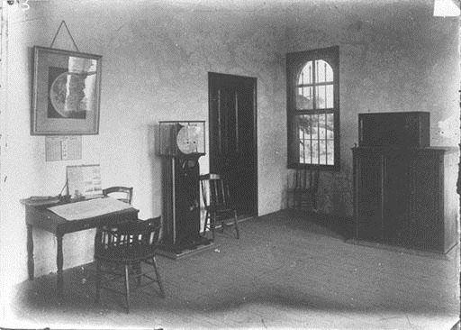 AUB Clock Room Observatory 1894