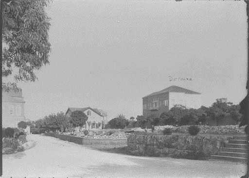 AUB Old Dorman House 1890s