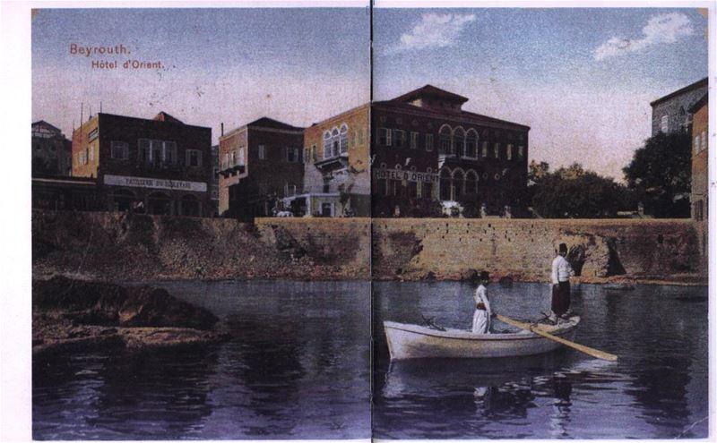 Hotel D'Orient 1900s