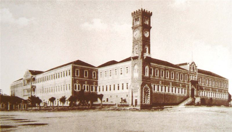 Beirut Grand Serail 1900s