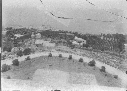AUB Ground North of College Hall, Jafet Library  1890s