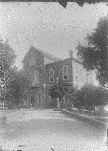 AUB Social Sciences Building 1894
