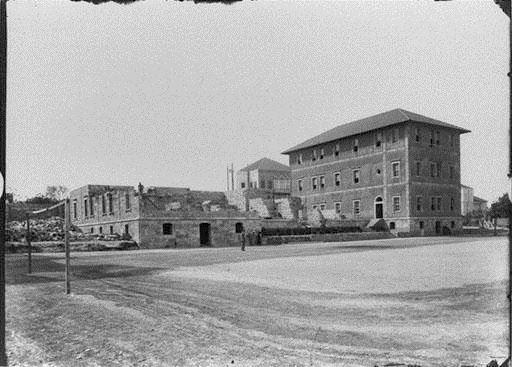 AUB Fisk Hall 1890s