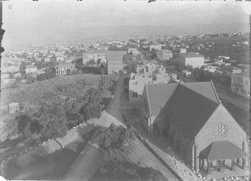 AUB Assembly Hall  1890s