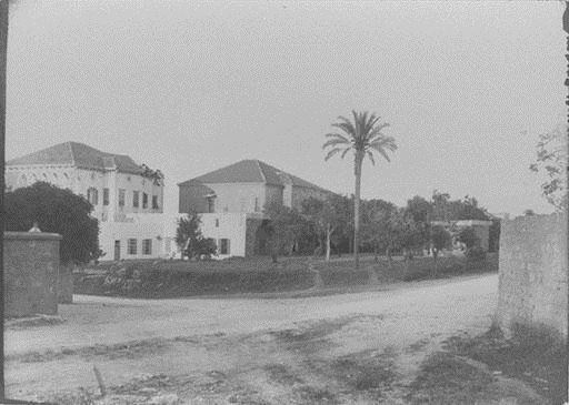 Abdel Aziz Street and Bliss Street 1890s