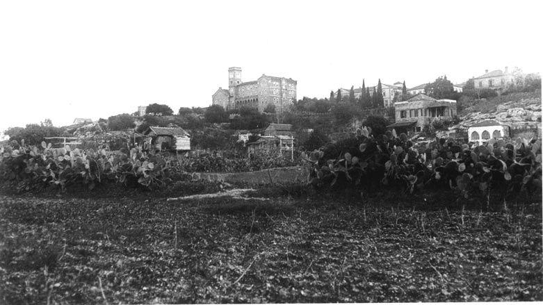 AUB Campus 1902