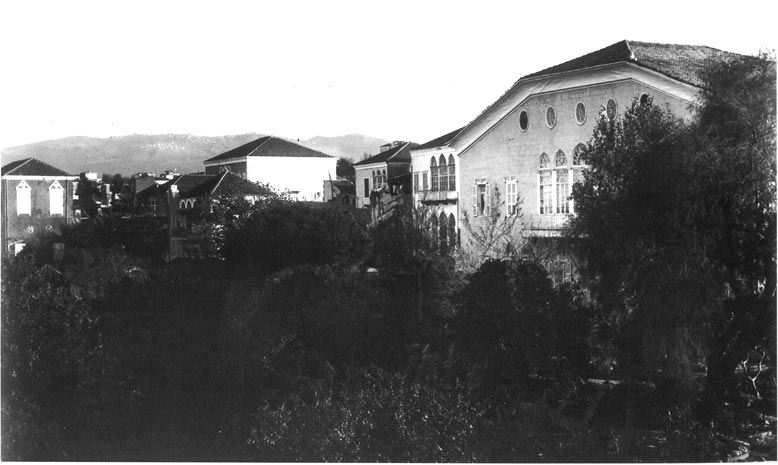 Old Beirut Houses 1891