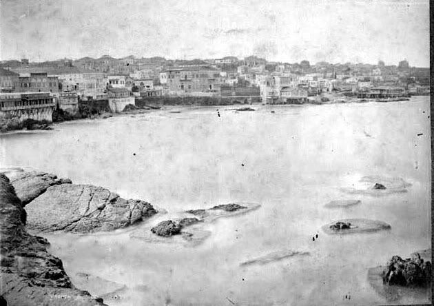Beirut Seashore 1890