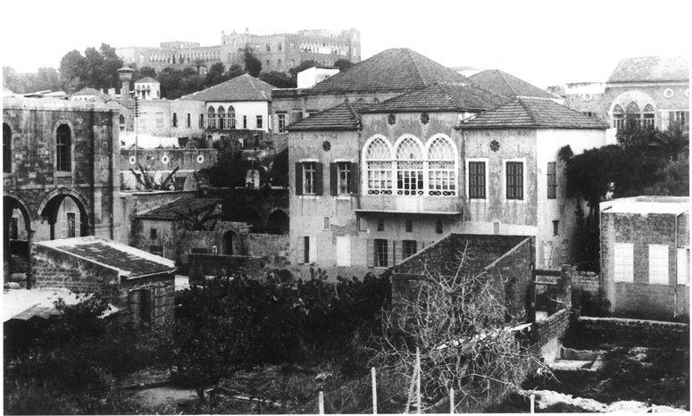 Achrafieh 1891