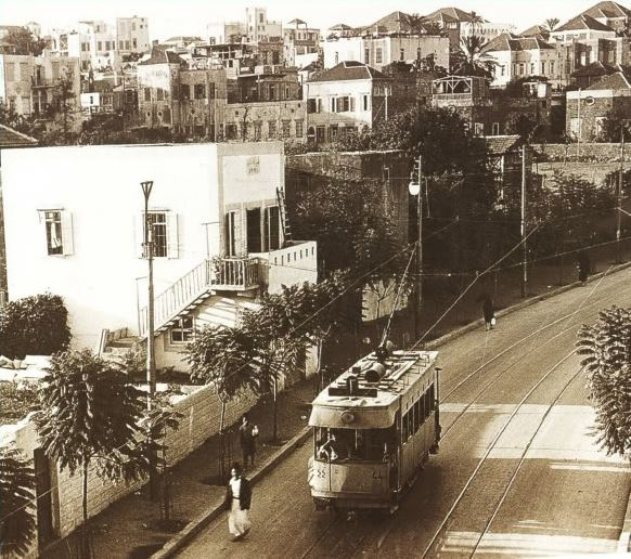 Basta Tramway 1930s