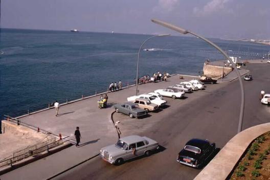 Near Hotel Phoenicia 1974