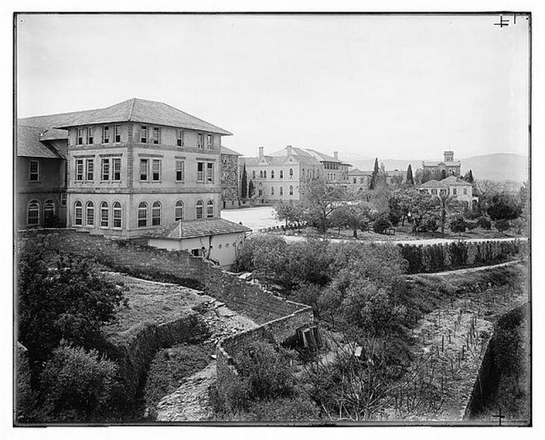 AUB 1900s