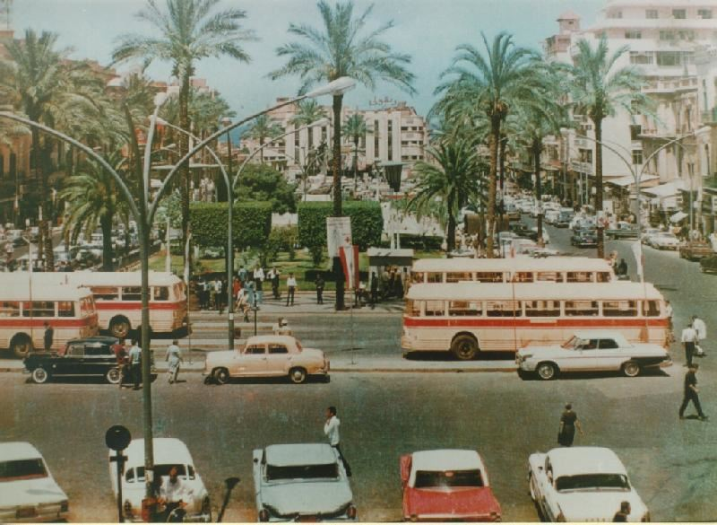 Martyrs Square  1970
