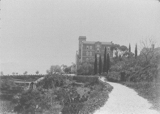 AUB College Hall  1890s
