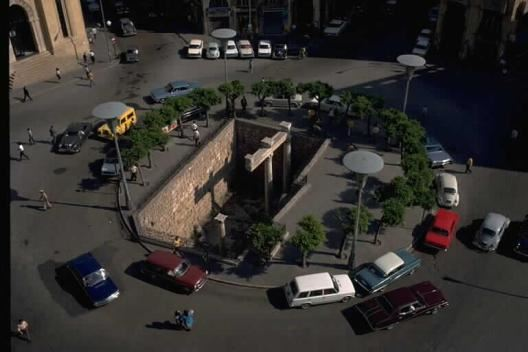 Nejmeh Square 1974