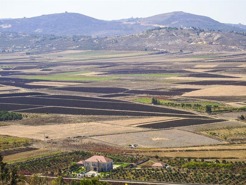 سهل الخيام جنوب لبنان