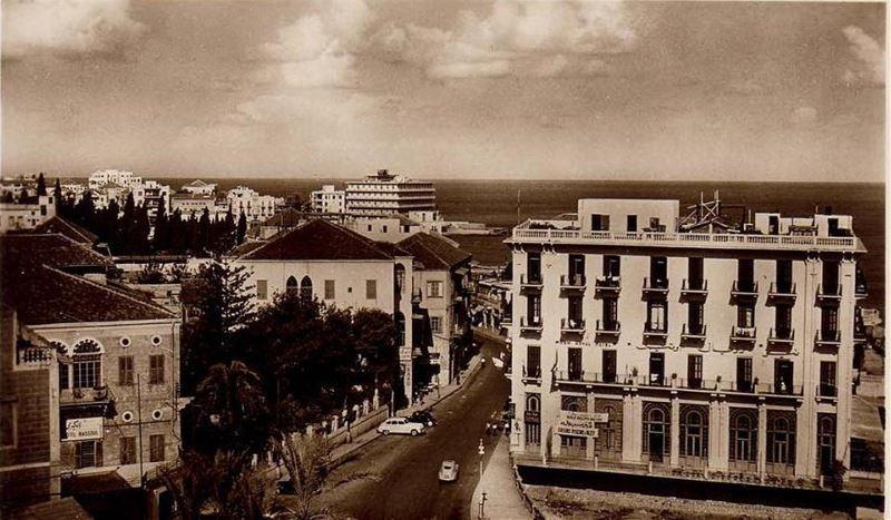 Zeitouneh 1950