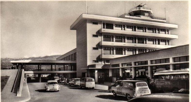 Beirut International Airport 1955
