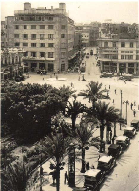 Martyrs Square 1935