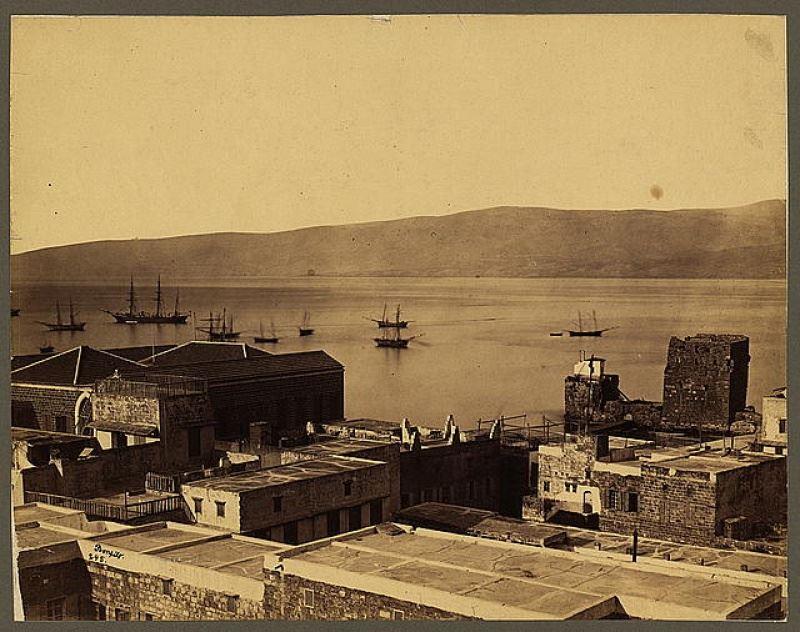 Beirut 1860s