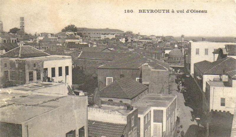 Gemmayzeh 1920s