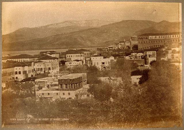 Beirut 1889