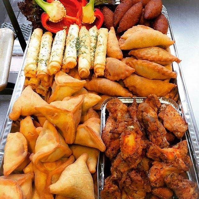 Getting ready for lunch? I know I am 🙈🙈❤️ Credits to @foodbynatt