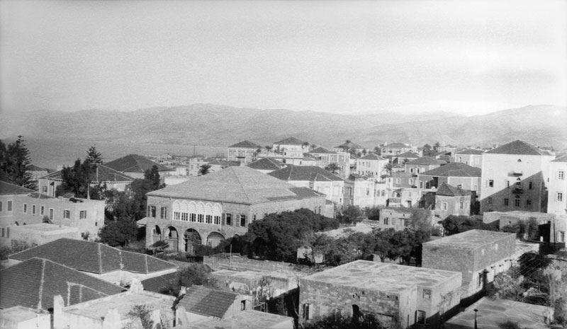 Gemmayzeh 1910