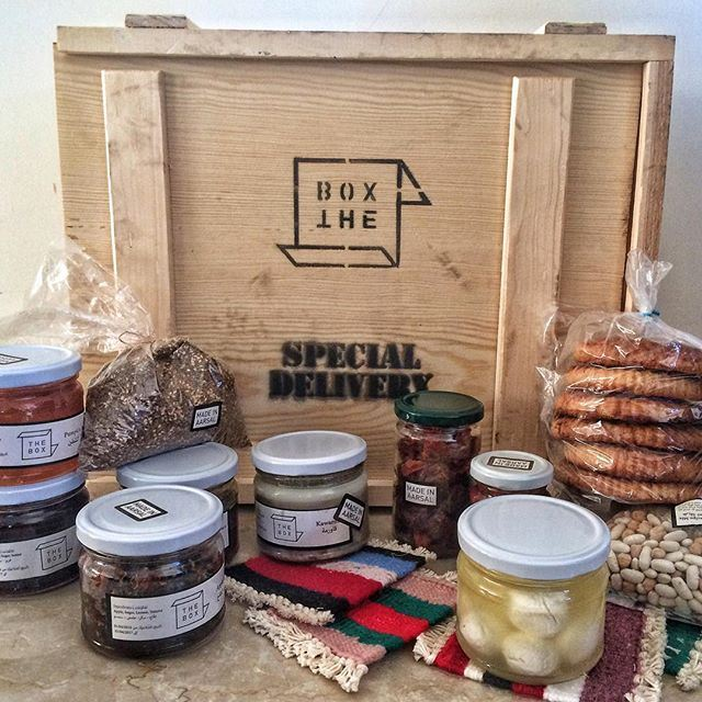 The ultimate gift for a foodie 😍 TheDiscoveryBox 📜