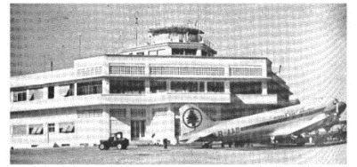 First Beirut Airport, Bir Hassan 1946