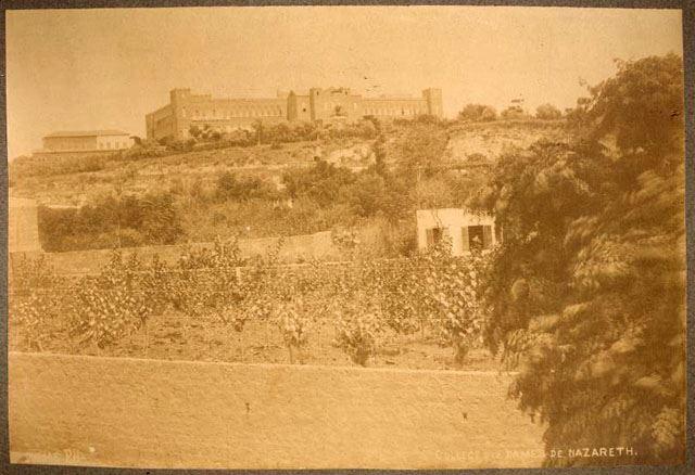 Achrafieh, Nazareth School 1889