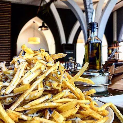These fries 😍😍😍👍👍👍 Credits to @karim_khatoun (Popolo)