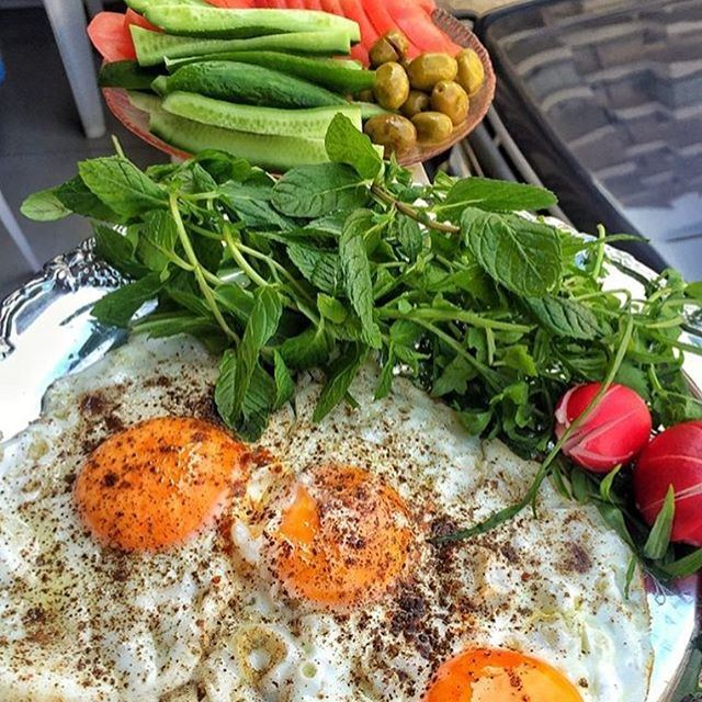 Good morning ☀️🍳🍳🍳 Our favourite breakfast!! Credits to @foodbynatt