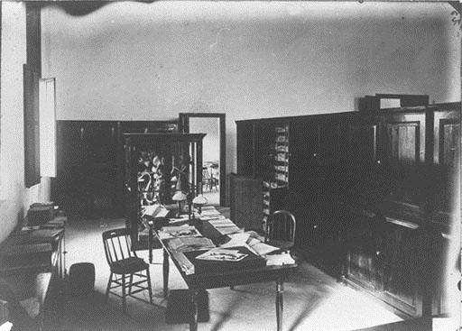 AUB Botany Museum 1893