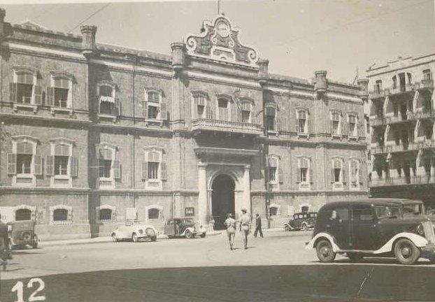 Old Serail 1942