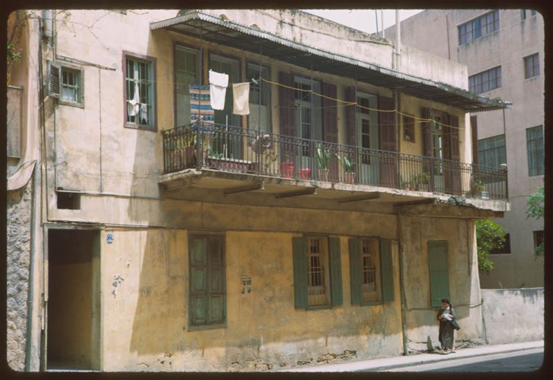 Old Lebanese House 1965