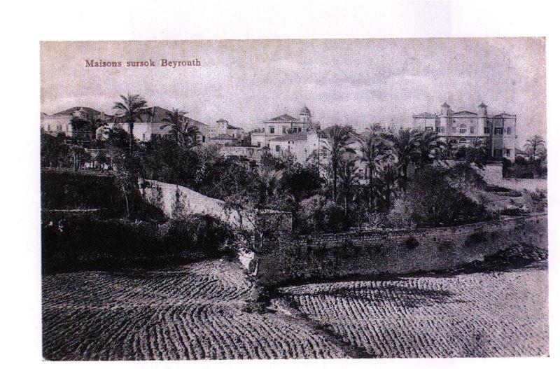 Sursock Palace 1900s
