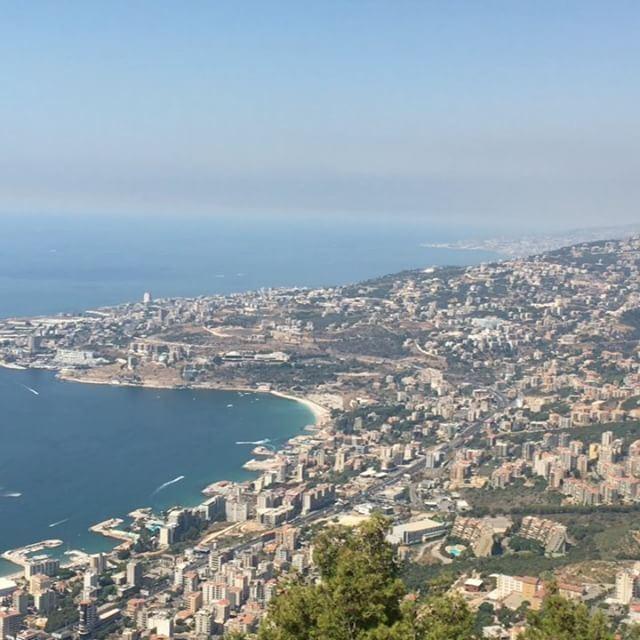 My Lebanon ❤️❤️❤️ (Harîssa, Mont-Liban, Lebanon)