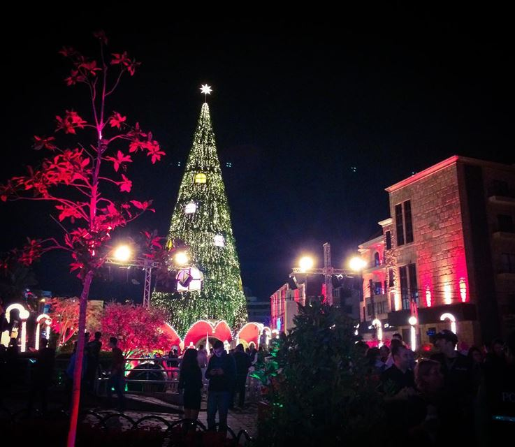 ChristmasTree (Byblos - Jbeil)