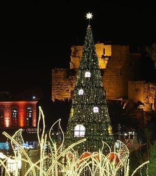 Jbeil's Christmas Tree 2016 (Byblos - Jbeil)