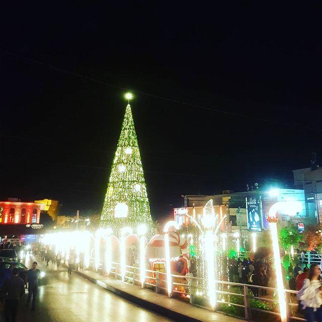 Christmas Lights (Byblos - Jbail بيبلوس/جبيل)