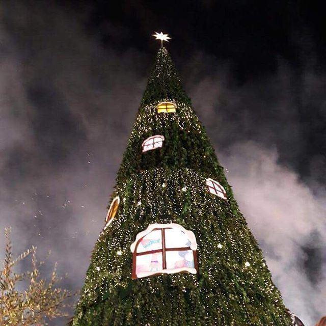 Byblos Christmas Tree 2016 (Byblos - Jbeil)