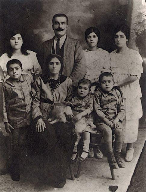 Beiruti Family 1912