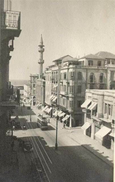 Foch Street 1942