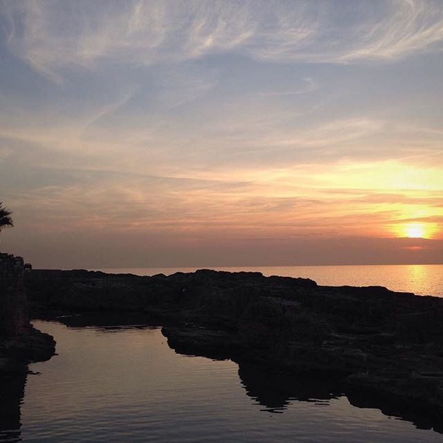 Must have. Sunset. (Batroun District)