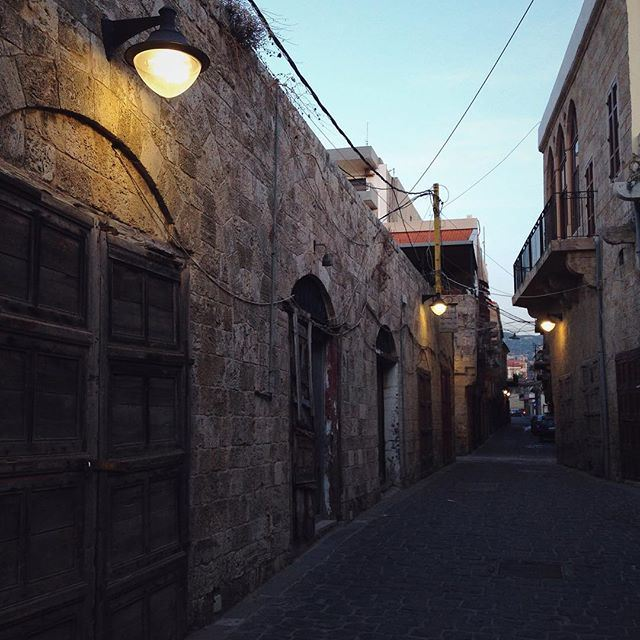 Old souks😌 (Batroun District)